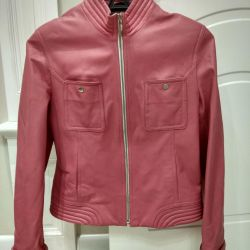 Jacket nat leather
