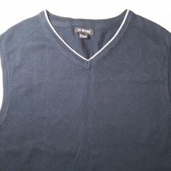 Knitted vest Ostin