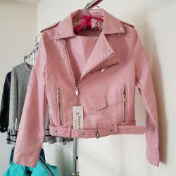 new jacket leather jacket leather jacket for women pink bordeaux