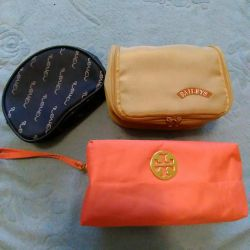 Kadınlar için kozmetik çantaları