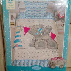 Bed linen Mona Liza 1,5sp Teddy