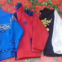 Blouse for boy 104 size