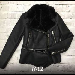Sheepskin coat novach