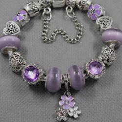 Pandora 1984 Style Bracelet
