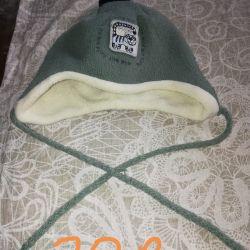 Children's hat for boy (1-2)