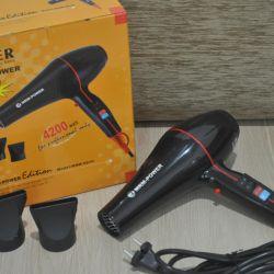 Фен для волос Мозер (Mozer) 4200W