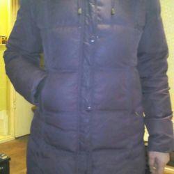Down jacket size XXL