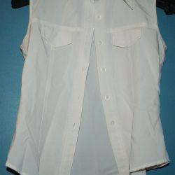 Μπλούζα πουκάμισο 40-42 σ.
