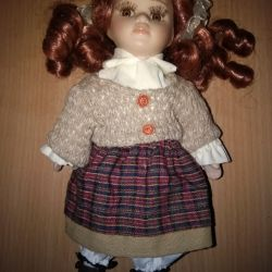 Porcelain doll collection 22 cm Germany