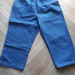 Pantolon denim