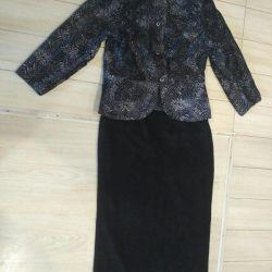 Şık takım elbise 50-52