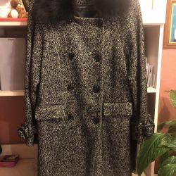 Coat like new