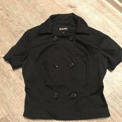 Kısa kollu ceket