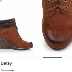 Betsy Ankle Boots