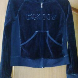 Sweatshirt sport.velur DKNY otls.sost içinde
