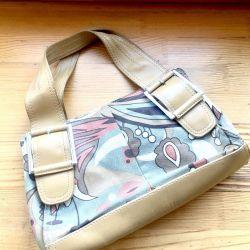 Branded bag next