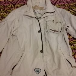 ISTLAND import jacket