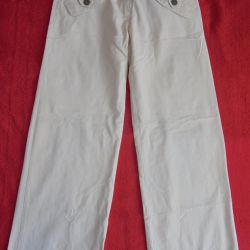 Summer jeans 44-46 size for height from 170cm.