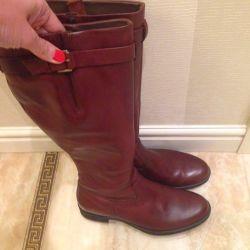 Ecco boots new