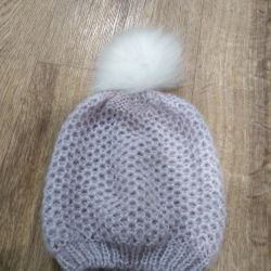 Hat for a girl (52-54)