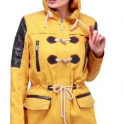 Parka - women's jacket