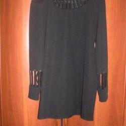 Dress knitwear Black mini44-46
