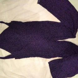 Cotton summer overalls