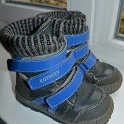 Χειμερινές μπότες r26 (16,5 cm)