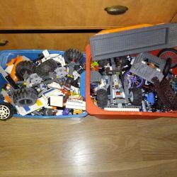 Toplu olarak Lego