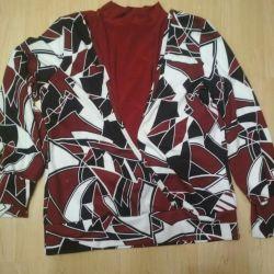 Set 52-54 size (turtleneck and jacket)