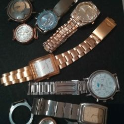 Sell watches for parts.
