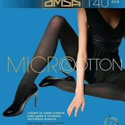 Omsa microcotton 140D, Moro, yeni, p.3-M