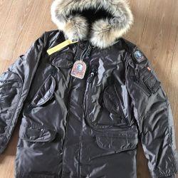 Jachetă în jos Parajumpere dreapta