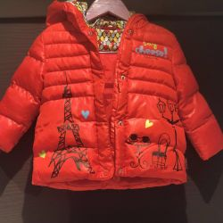 Children's jacket for the fall 'Paris'
