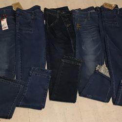 Jeans pentru femei 26-30
