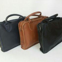 Genuine leather bag!