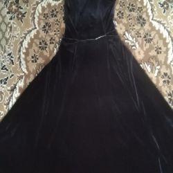 Dress (velvet)