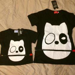 Τα μπλουζάκια είναι οικογενειακά
