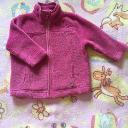 Sweatshirt fleece for girls