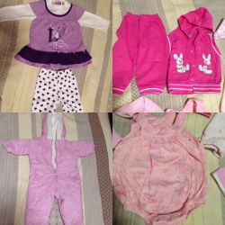 Things package 6-9 months