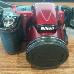 Цифровой фотоаппарат Nikon Coolpix L830 с сумкой.