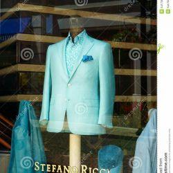 Stefanie Ricci'nin ceketi