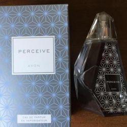 Yeni parfüm.