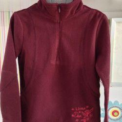Fleece sweatshirt 4-5 years