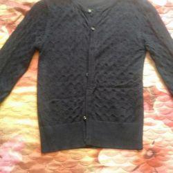 Cardigan, pulover pentru școală.