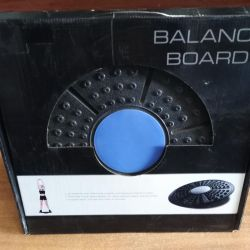 Disk for balancing of the EU BB-6360-B