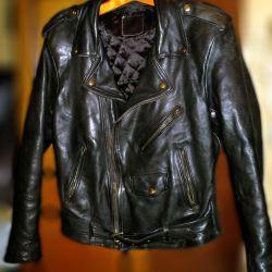 jacket KOSUHA (used, natura. skin)