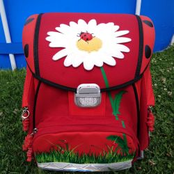 School backpack - hama Step by Step briefcase