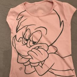 T-shirt for girls 4-5 years