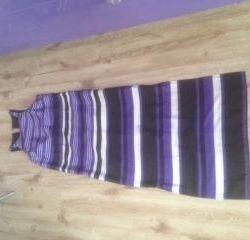 Kollu yeni elbise